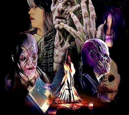 Fireside Tales (2016) A Low Budget Slasher Throwback Horror